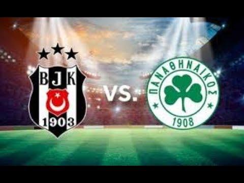 Maç Özeti | Beşiktaş - Panathinaikos 2-2 Hazırlık Maçı