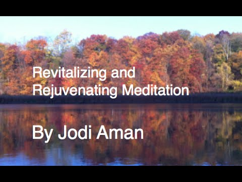Relax and Renew Guided Meditation - Heal Yourself