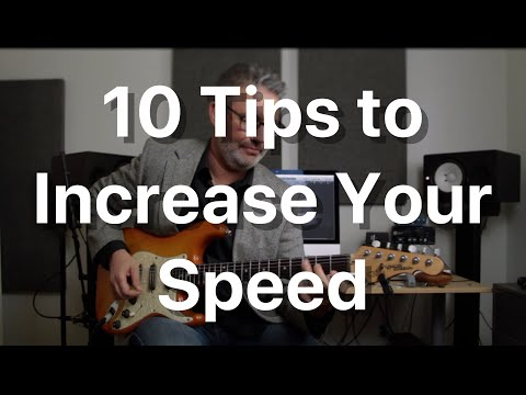 10 Tips to Increase Your Speed | Tom Strahle | Pro Guitar Secrets