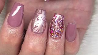 Acrylic Nails | Madam Glam | Glitterarty Nails |