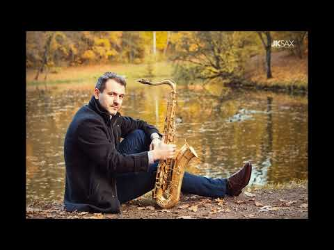 Marty Balin - Hearts (Saxophone Cover by JK Sax)