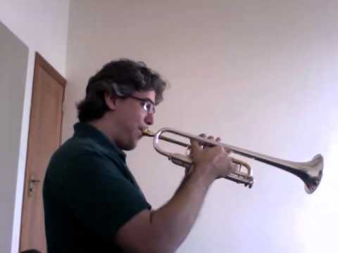 CONCONE - Lyrical Studies for trumpet - N. 15 - Andante cantabile