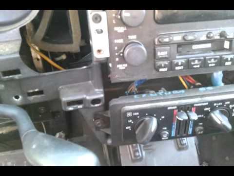 buick century dash repair 1  YouTube