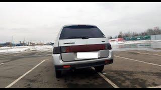 Тест-драйв Lada 2111