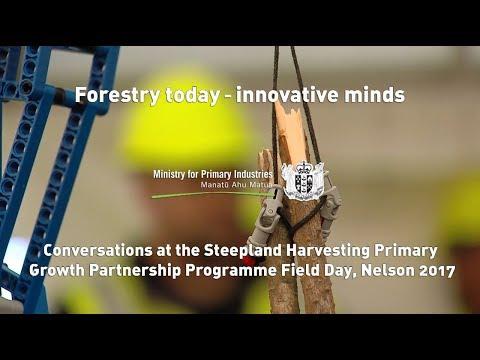 Forestry today - Innovative minds