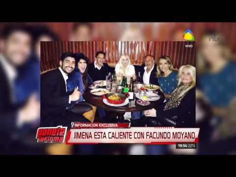 Súper hot: Me calienta Facundo Moyano y le daría si estuviera soltera