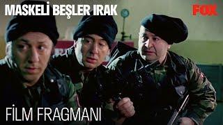 Maskeli Beşler Irak Film Fragmanı