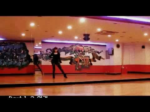Dạy nhảy Cry Cry - Tara 1/4
