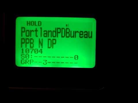 Portland Police Radio Dispatch to Susp person.