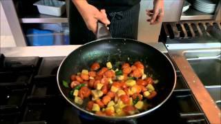 Ricetta 8 | Spaghetti Con Bocconcini Di Spada Del Mediterraneo