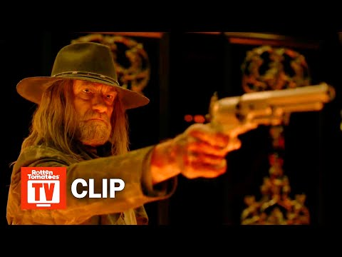 Preacher S03E10 Clip  Satan vs The Saint of Killers  Rotten Tomatoes TV