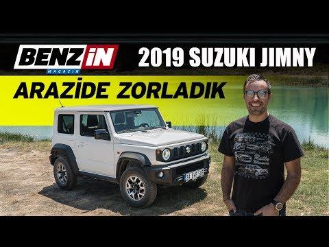 Suzuki Jimny test sürüşü 2019 | 160 bin TL eder mi?