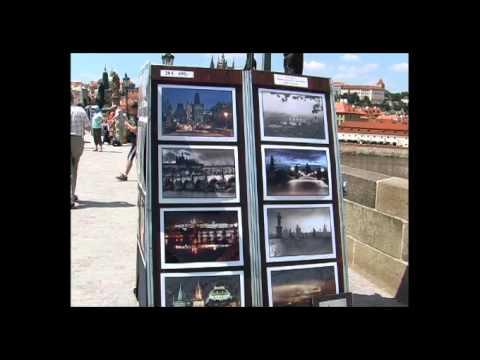 Film 1 Karlsbron i prag av Gunbritt Fransson