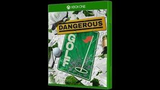 Dangerous Golf - Xbox One Gameplay