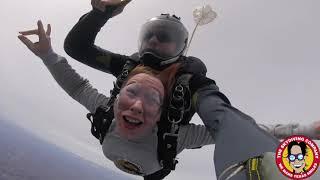 Tandem Skydiving   Hannah From Kyle, Texas