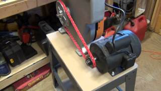 Ridgid Band Saw Modifications