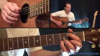You've Got To Hide Your Love Away Guitar Lesson - The Beatles