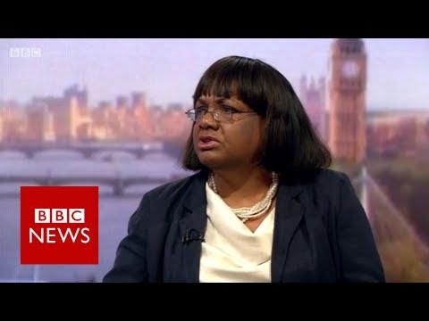 'Anti-immigration is bad for the economy' says Shadow Home Secretary Diane Abbott- BBC News