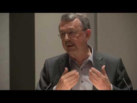 Was wird aus der Friedensmacht Europa? 3: Statement Wolfgang Streeck