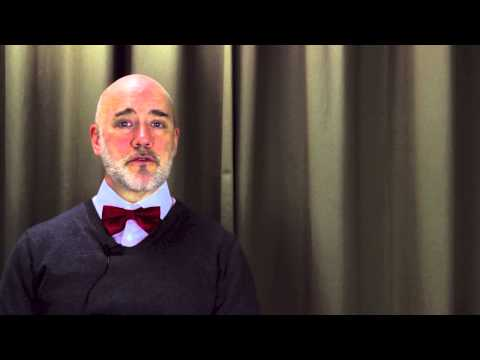 Comedy: Curmudgeon Acting Teacher