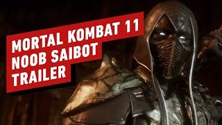 Mortal Kombat 11 – Noob Saibot Official Reveal Trailer