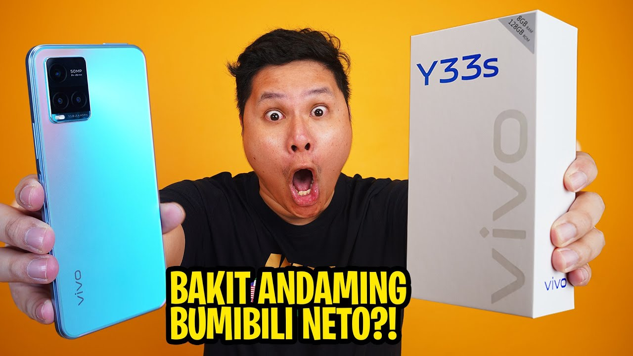 VIVO Y33S - BAKIT ANDAMING BUMIBILI NETO?!