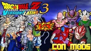 team ssj5 vs villanos af dragon ball z budokai tenkaichi 3 version latino