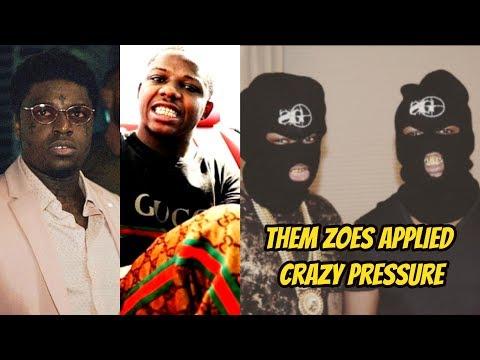 When Kodak & Jackboy Made Rappers Beg For Mercy