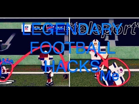 Read Description How To Hack In Legendary Football