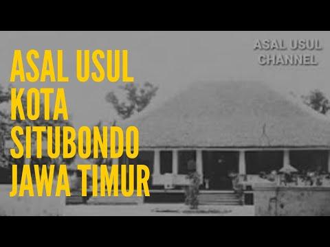 ASAL USUL KOTA SITUBONDO JAWA TIMUR