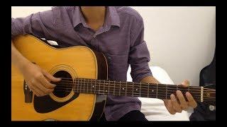 [Guitar] Hướng dẫn solo: Rồi Người Thương Cũng Hóa Người Dưng - part1 - arranged by Tú Owen