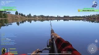 Русская рыбалка 4 проверка клева)