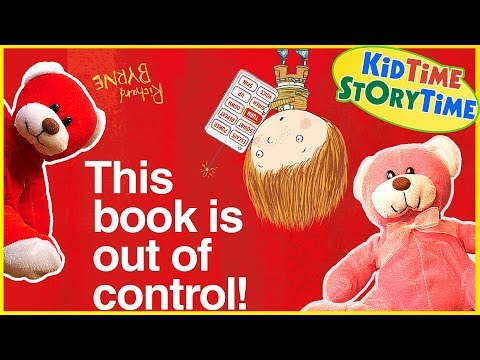 This Book is Out of Control | Kid Stories Funny | READ ALOUD