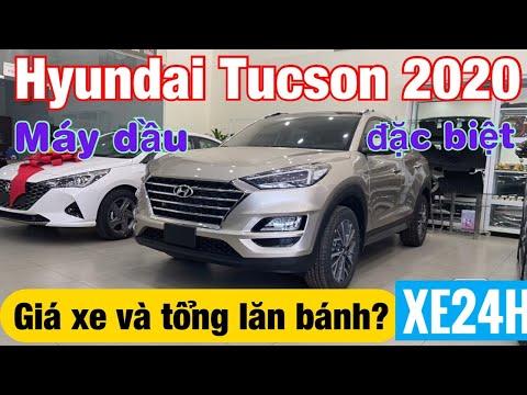 Hyundai Tucson máy dầu 2020 bản đặc biệt, giá xe và tổng lăn bánh