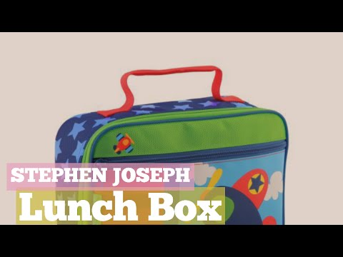 Stephen Joseph Lunch Box // 12 Stephen Joseph Lunch Box You've Got A See!