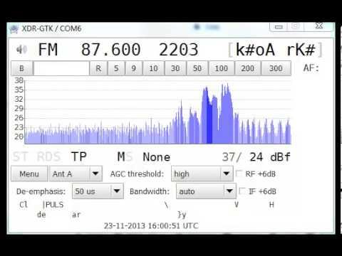 [MS] 23Nov13 Radio Impuls, Brno, Czech Republic 87.6 (2)