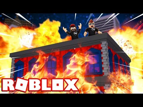 ROBLOX ESCAPE EVIL HOTEL MANAGER OBBY!
