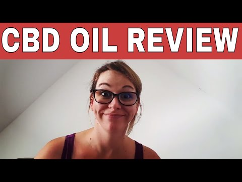 CBD Oil Review | Anxiety Treatment