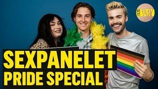 Må man nu ikke sige bøsserøv længere SEXPANELET med Noa og Michael