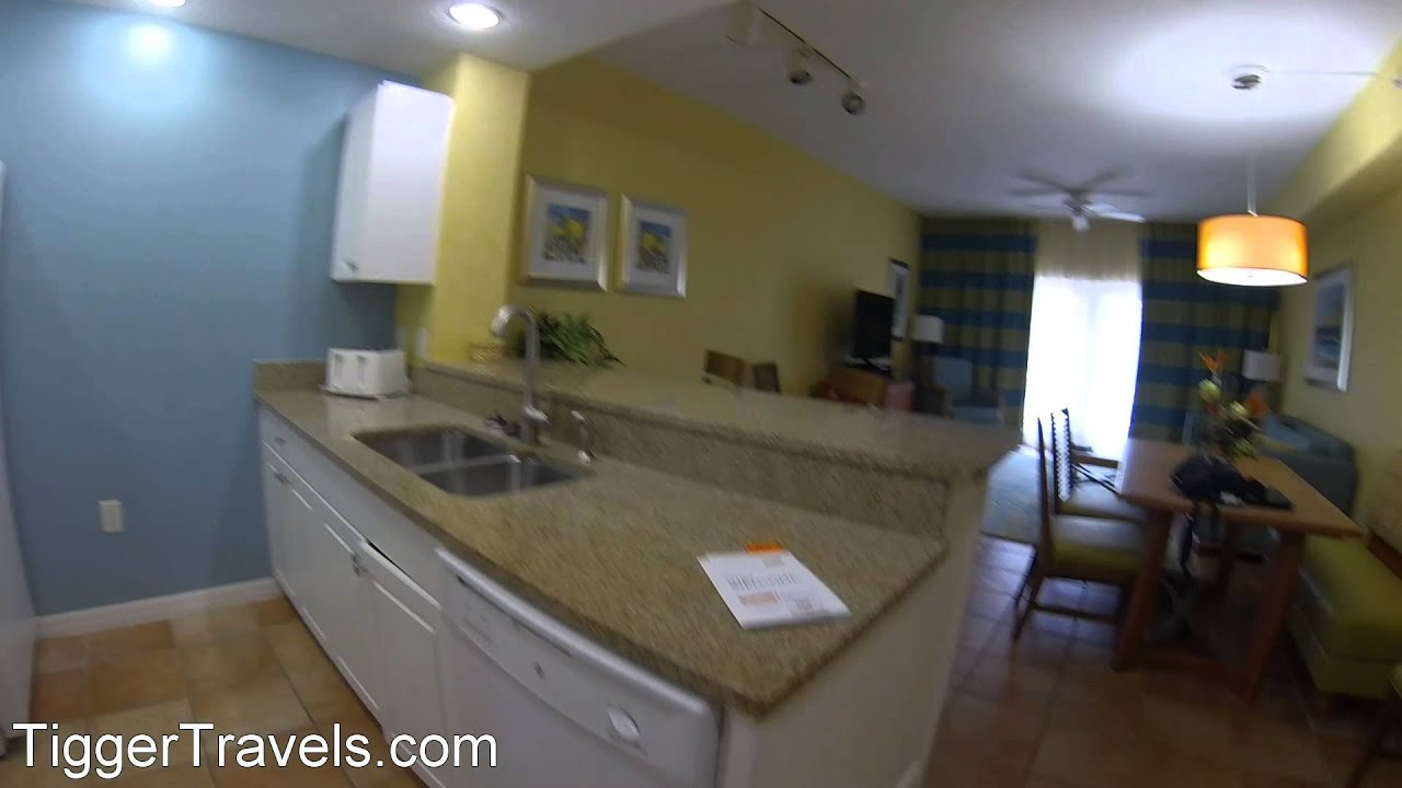 Video Tour Ofone Bedroom Unit 1105a At The Holiday Inn Club Vacations Cape Canaveral Beach