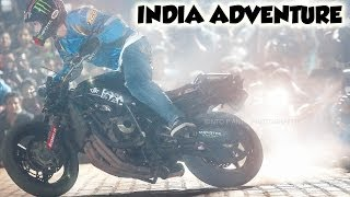STUNTER 13 - 13VIDBLOG - INDIA ADVENTURE  FEAT. GHOSTRYDERZ