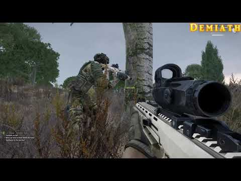 Demiath's New Computer (2019) [Gameplay #5] - ARMA 3