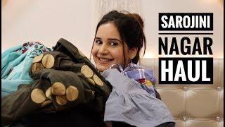 SAROJINI NAGAR HAUL | DELHI | EVERYTHING UNDER 500 | SHIVSHAKTI SACHDEV