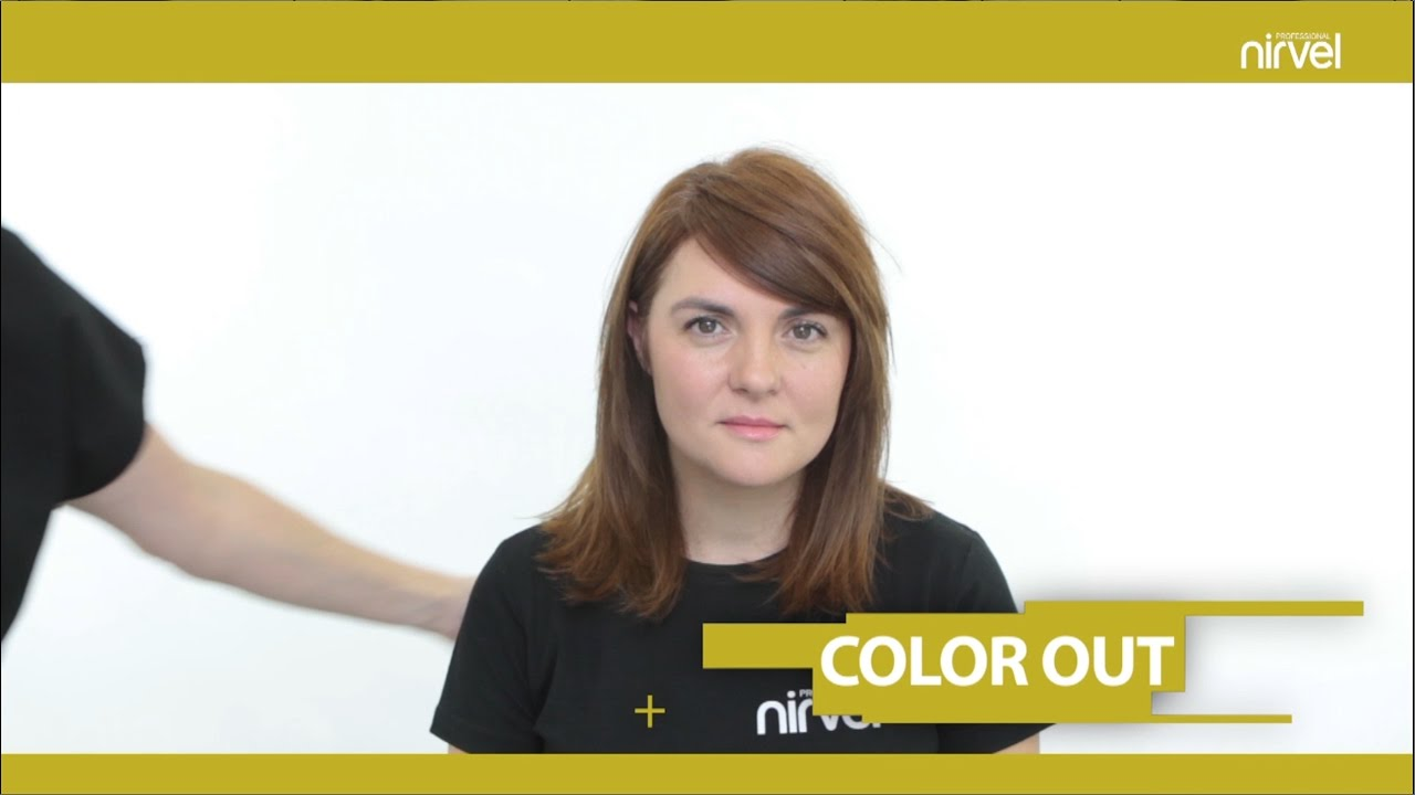 aprende como aplicar paso a paso color out - Color Out Nirvel
