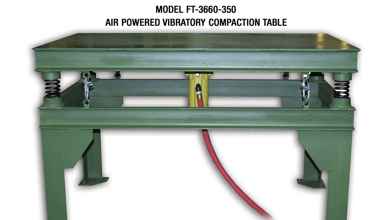 Cocrete table vibrator all fantasy