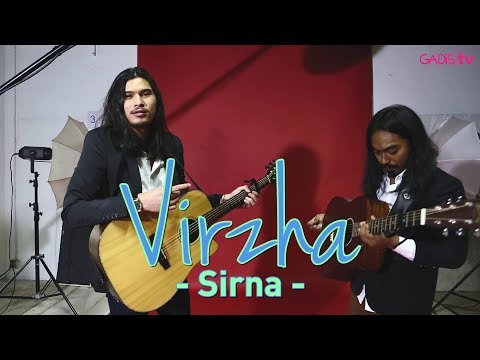 Virzha - Sirna (Live at GADISmagz)