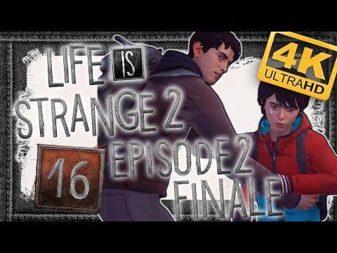 LIFE IS STRANGE 2 🐺 #16: Eine Katastrophe! thumbnail
