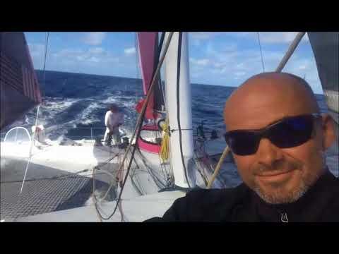 Nouveau record entre Le Havre et Le Cap-vert
