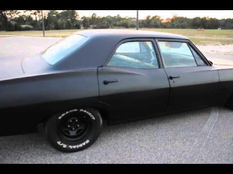 1968 Chevrolet Impala Bel Air Youtube