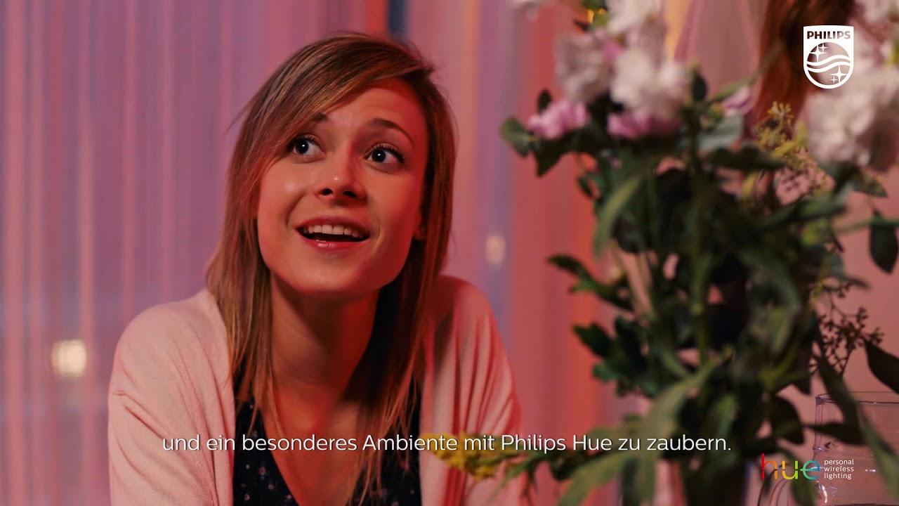 Philips Licht Hue : Philips hue perfektes licht für deine dinner party google home